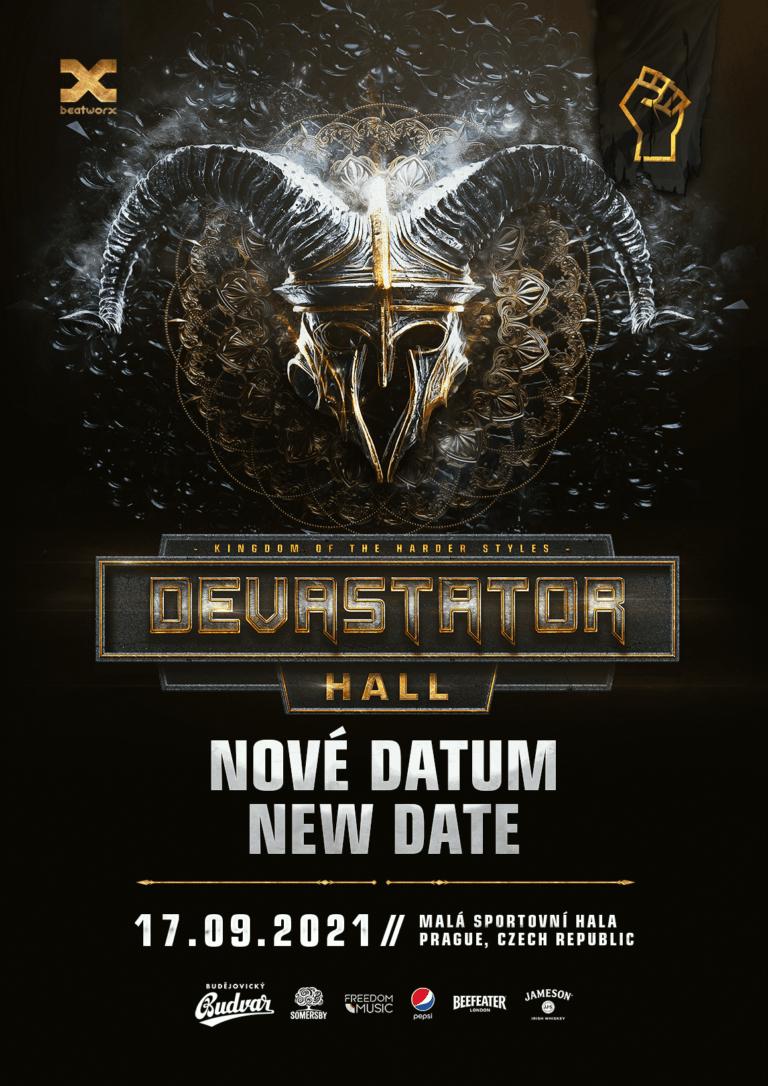 Devastator Hall 2021 má nové datum.
